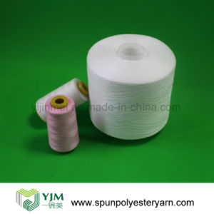 40/2 Polyester Spun Yarn Sewing Thread pictures & photos