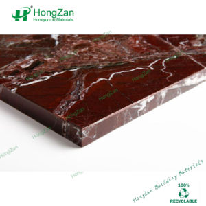Light-Weight Stone Aluminum Honeycomb Panel for Furniture Top pictures & photos