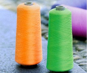 Air Jet Spandex Polyester Covered Yarn
