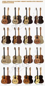 The Best Smallman Classical Guitar with Good Quality pictures & photos