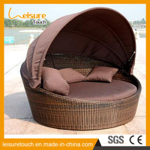 Leisure Rattan Chair Sun Daybed Beach Wicker Lying Bed Home Hotel Garden  Outdoor Furniture Part 75