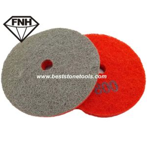 Diamond Sponge Polishing Pad for Concrete