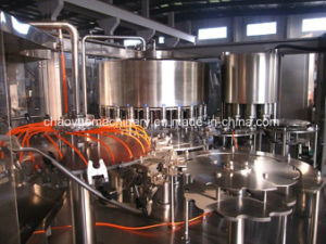 Purified Water Filling Production Line with Ce Certificate pictures & photos