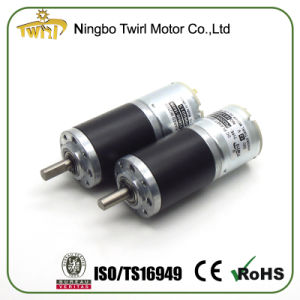 Motor Supplier in China 32mm Small Electric Gearmotor with Reduction Gear pictures & photos