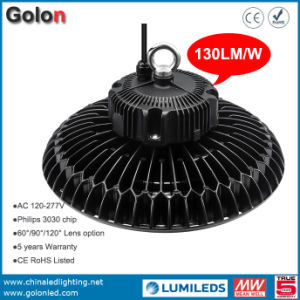Made in China Supplier 5 Years Warranty High Quality 130lm/W High Bay 150W LED Industrial Light pictures & photos