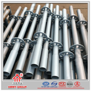 Q235 Metal Modular Ringlock Scaffold Frame Work pictures & photos