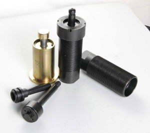 CNC Precision Machining Components Hydraulic Cylinder Unit pictures & photos