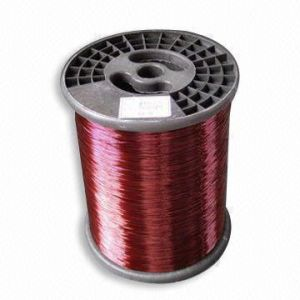 Diameter 0.10mm-5.00mm Copper Clad Aluminum Wire CCA Enameled Wire for Motor, Transformer, Coil. pictures & photos