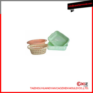 Plastic Injection/ Stacking/Basket/ Bins/Crates Molding pictures & photos