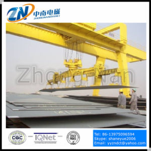 Automatic Steel Plate Lifting Magnet MW84-24040L/1 pictures & photos