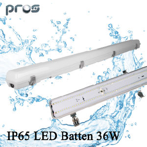 Vapor Tight LED Fixture 1200mm Vapour Proof Battens pictures & photos
