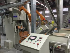 25 Kg Paper Sack Fully Automatic Powder Packing Machine pictures & photos