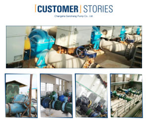 Large Volume Heavy Capacity Ore Mining Slurry Centrifugal Pump pictures & photos