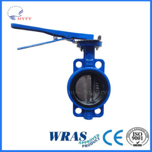 Customized Wafer Butterfly Valve pictures & photos
