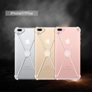 Shockproof Metal Frame Phone Case for iPhone pictures & photos