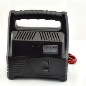 6A Portable Car Battery Charger pictures & photos