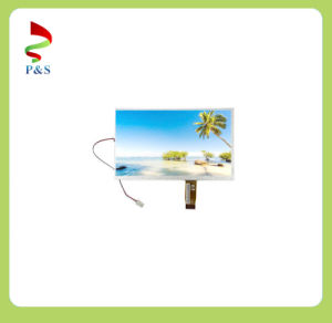 "7"" Transmissive TFT LCD with 50 Pins High Brightness pictures & photos"
