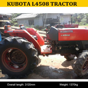 Kubota L4508 Small Tractor/Farm Tractor (more models for sale) , Kubota Mini Farm Tractor for Sale pictures & photos