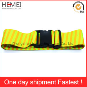 Customized Printed Travel Polyester Strap Luggage Belt pictures & photos