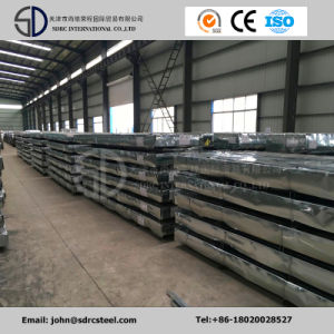 SGCC/Dx51d-Z Galvanized Steel Sheet pictures & photos