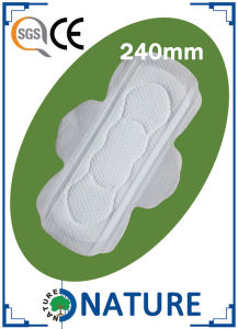 High Quality 8 Hours Protection Sanitary Towels pictures & photos