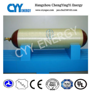 CNG Hoop Wrapped Steel Lined Cylinders for Vehical pictures & photos