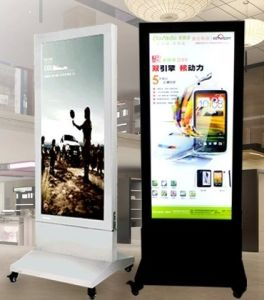 Floor Standing Movable LED Light Box pictures & photos