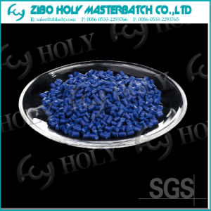 Pet/PBT/PP/PE/PVC Blue Colour Master Batch