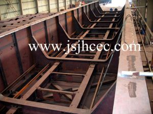 32m Steel Plate Girder Steel Structure Railway Bridge pictures & photos