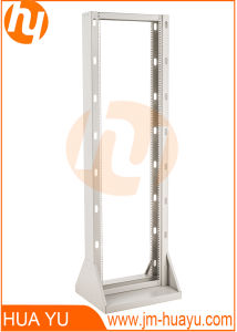 """19"""" Two-Pole Open Rack/Server Rack/Electric Rack (26U, 32U, 38U, 42U) pictures & photos"""