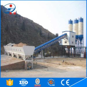 Hzs90 Stationary Concrete Mixing Plant with Js1500 pictures & photos
