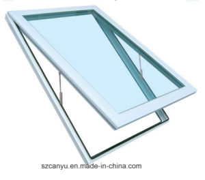 Glass Top Hinged Roof Window, Skylight Window pictures & photos