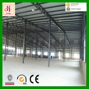 Portal Frame Industrial Metal Warehouse Buildings pictures & photos