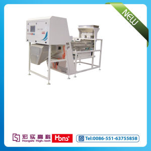 Hons+ Optical Plastic Color Soting Machine for Sorting PP PE Pet PVC ABS Flakes pictures & photos