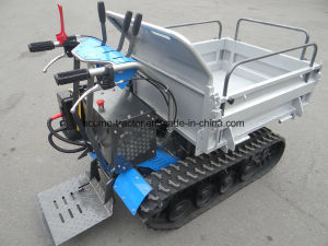 600kg Loading Capacity Electric Mini Dumper with Ce for Sale pictures & photos
