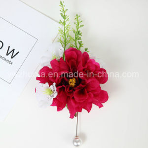 Women Wedding Flower Brooch Wholesale pictures & photos