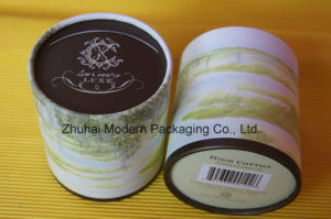 Luxury Customized Design Tea Paper Box/Tube Tea Box/Tube Box pictures & photos