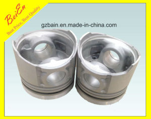 Piston for Isuzu Excavator Engine Model 6HK1 Made in Mahle Factory Supplier pictures & photos