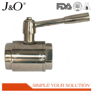 Sanitary Clamp Stainless Steel Ball Valve pictures & photos