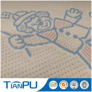 Knitted Jacquard Fabric Mattress Ticking for Foam Mattress by China Factory pictures & photos