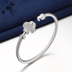 Fashion Design Lantern Open Cuff Bangle Bracelet Gift for Women pictures & photos