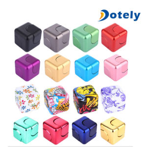 New Designed Fidget Square Spinner Hand Cube Finger Toy pictures & photos