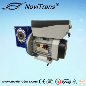 Three Phase Permanent Magnet Synchronous Motor Magnetic-Field-Control Servo Motor (YVM-90/D) pictures & photos