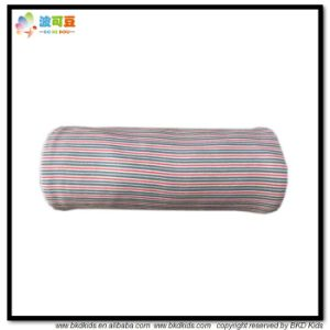 Gots Certicicated Baby Wear Stripe Printing Baby Blankets pictures & photos