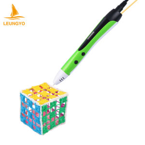 Upgraded New Arrival Kids Popular 3D Printing Pen Lyp06, Low Temerature Version