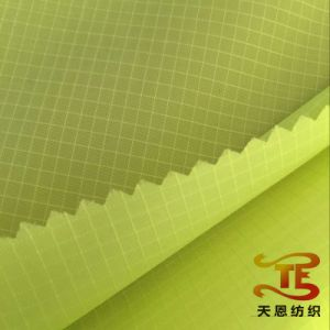 China Textile Wholesale Nylon Taffeta Fabric Nylon Ribstop Fabric for Jackets pictures & photos