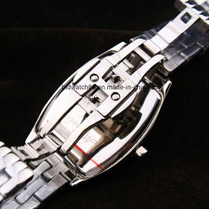 Luxury Stainless Steel Diamond Watches for Women pictures & photos