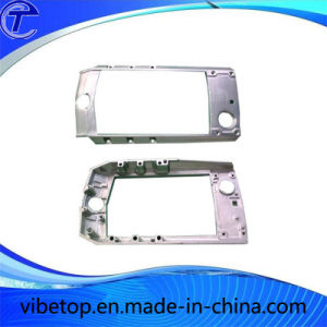 High Quality Mobile Phone Part Hard Metal Middle Frame pictures & photos
