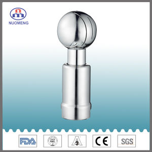 Stainless Clamped Rotary Cleaning Ball (DIN-No. NM120210) pictures & photos