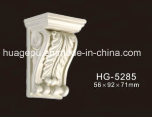 Factory Price Polyurethane PU Ornaments PU Foam Exotic Corbel pictures & photos
